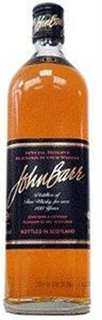 John Barr Scotch Black Label